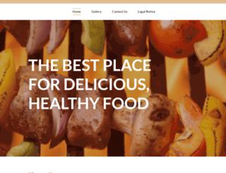 stsfood.co.uk screenshot