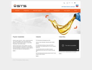 stsoil.com screenshot