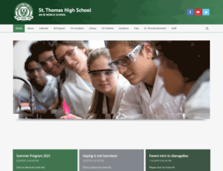 stthomas.lbpsb.qc.ca screenshot