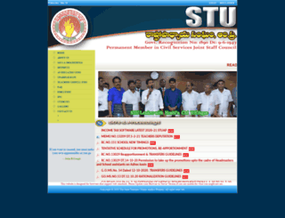 stuap.org screenshot