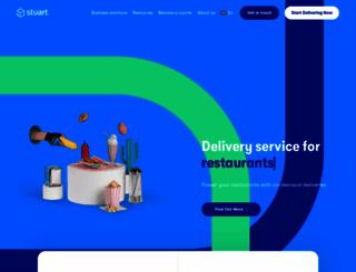 stuart.com screenshot