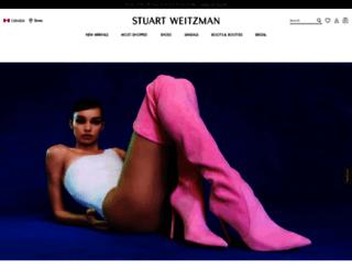 stuartweitzman.ca screenshot
