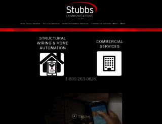 stubbsco.com screenshot