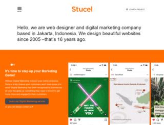 stucel.com screenshot