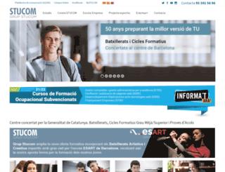stucom.com screenshot
