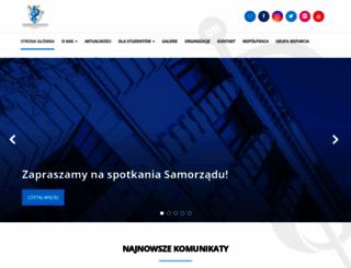 stud.umed.lodz.pl screenshot
