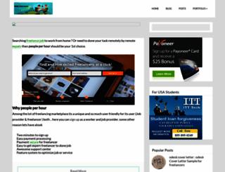 studebtsjob.blogspot.com screenshot