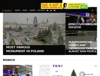 studenci.rzeszow.pl screenshot