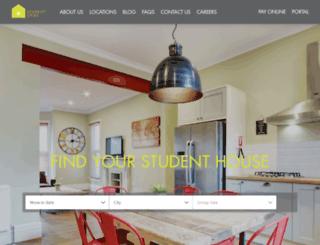 student-cribs.com screenshot