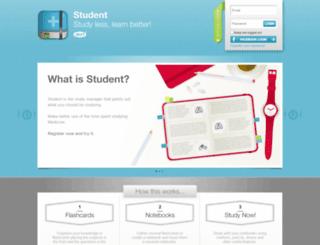 student.alert-online.com screenshot