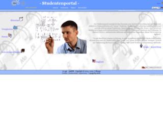 student.pemos.de screenshot