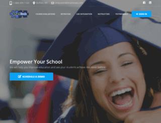 student.smartevals.com screenshot