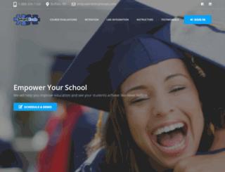 student2.smartevals.com screenshot
