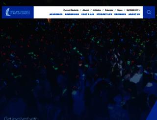 studentactivities.tamucc.edu screenshot