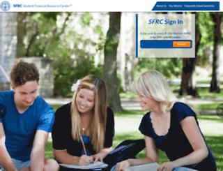 studentctr.org screenshot