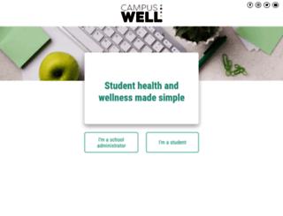 studenthealth101.com screenshot