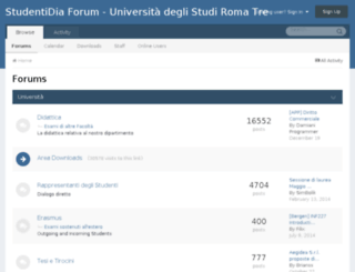 studentidia.org screenshot