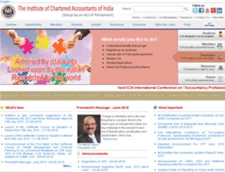 studentlms.icai.org screenshot