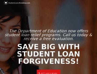 studentloansmadeeasy.com screenshot