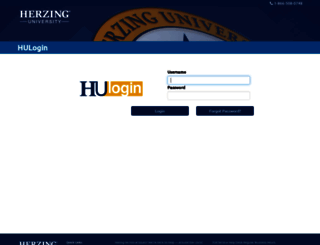 studentmail.herzing.edu screenshot