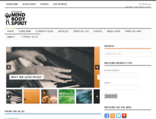 students-of-tarot.com screenshot