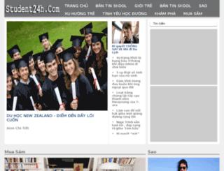 students24h.com screenshot
