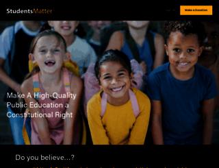 studentsmatter.org screenshot