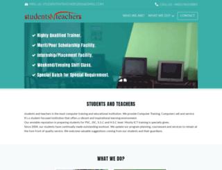 studentsnteachers.com screenshot