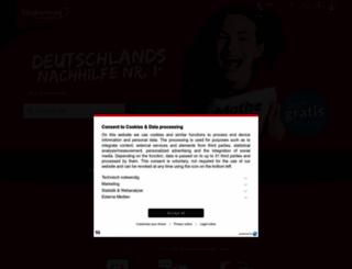studienkreis.de screenshot