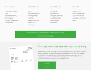 studieplannerpro.nl screenshot