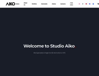 studio-aiko.com screenshot