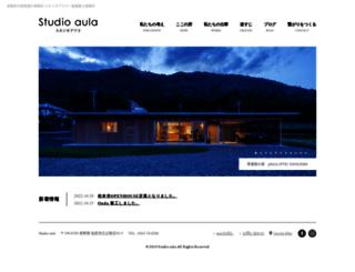 studio-aula.net screenshot