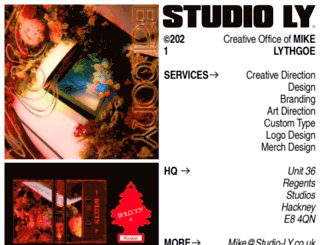 studio-ly.co.uk screenshot