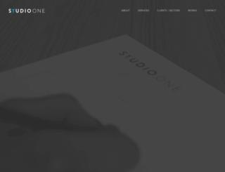studio-one.am screenshot