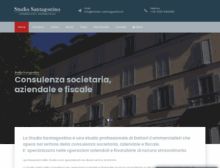 studio-santagostino.it screenshot