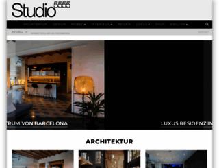 studio5555.de screenshot