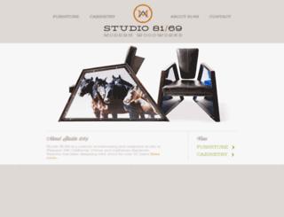 studio8169.com screenshot