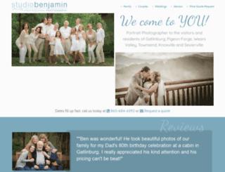 studiobenjamin.com screenshot