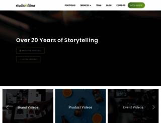 studiobfilms.com screenshot