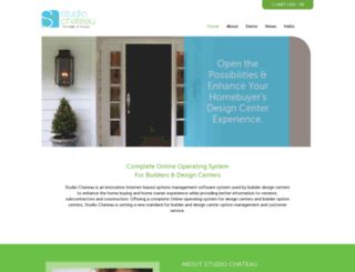 studiochateau.com screenshot
