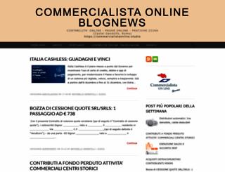 studiocommercialecs.blogspot.it screenshot