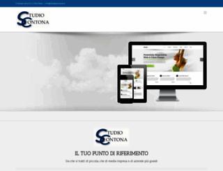 studiocontona.it screenshot