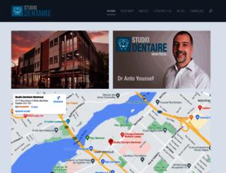 studiodentaire.com screenshot