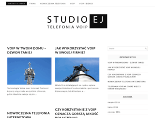 studioej.pl screenshot