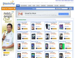 studiohp.com screenshot