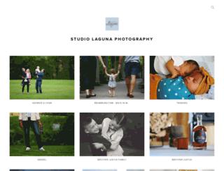 studiolagunaphotography.pixieset.com screenshot