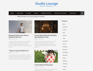 studiolounge.net screenshot