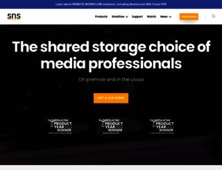 studionetworksolutions.com screenshot