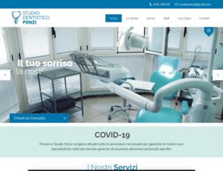 studiopenzi.com screenshot