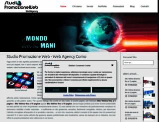 studiopromozioneweb.com screenshot